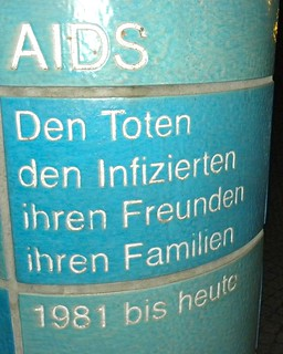 Imagen de AIDS. gay germany munich münchen bayern deutschland bavaria memorial aids sendlingertor lgbtq