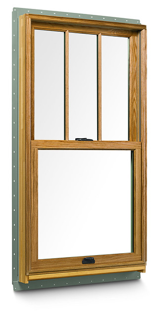 400 series woodwright double hung windows 400 series for Wood double hung andersen 400 series
