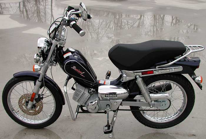 TOMOS Nitro 50 Review - ScootDawg Forums
