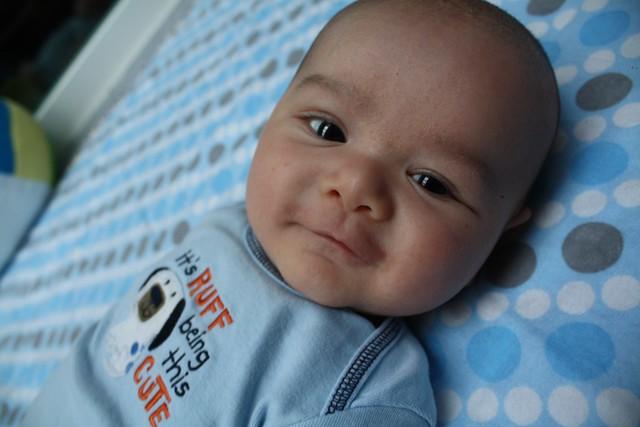 12 weeks old!