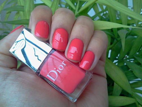 Dior Psychedelic Orange