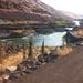 The Deschutes at Sherar's Bridge by Velograph
