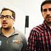 Joe and Alvaro by ir0cko