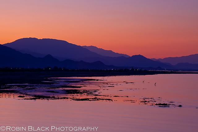 Salton Sea, Just Past Sunset