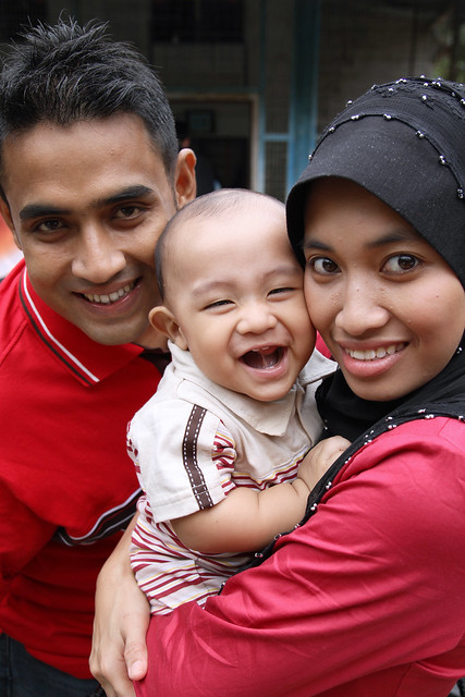 Fik, Nurul and Nahdan