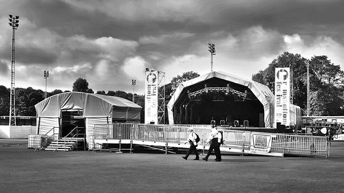 Ramsbottom Festival Main Stage