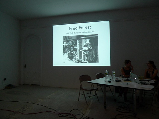 RU TALK: Fred Forest: The Early Times of Sociological Art