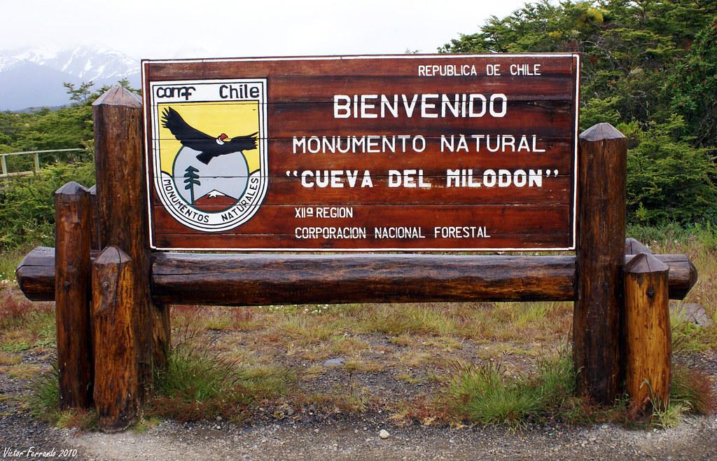 Cueva del Milodón - Patagonia Chilena - Chile