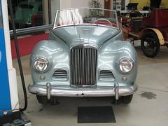 Autoworld Car Museum, Brussels