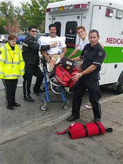 paramedic, vehicle, person, emergency service,