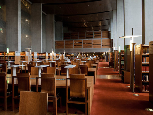 25 of the World's Coolest Libraries: Bibliothèque Nationale, France