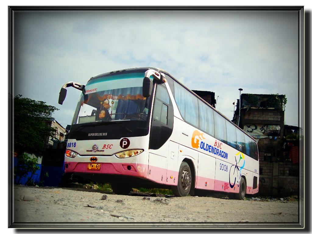 Batangas-Manila StarExpress, Corp. - Golden Dragon XML6127 Marcopolo - 8818