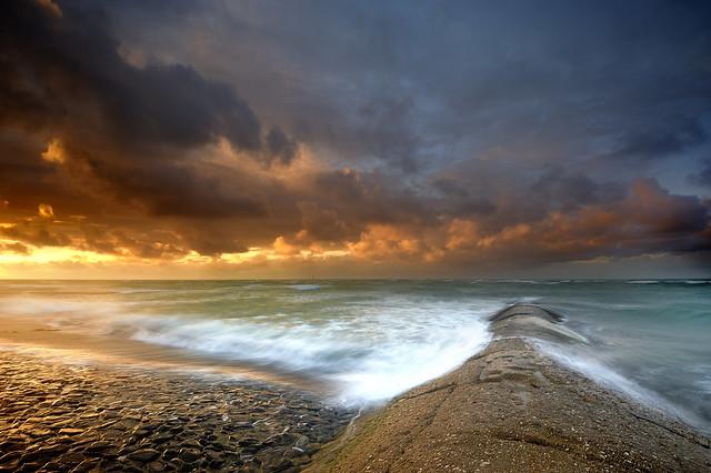 Tempête sur la pointe des Baleines #2 ~ Île de Ré ~ Charente-Maritime ~ France