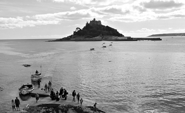 St Michaels Mount. 2011
