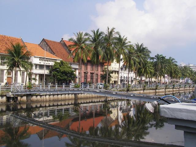 Kota荷兰殖民区