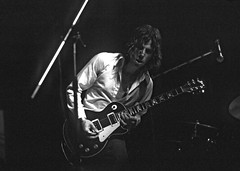Jeff Beck, Hamburg, 1973, by Heinrich Klaffs
