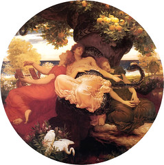 The Garden of the Hesperides, by Frederic Leighton