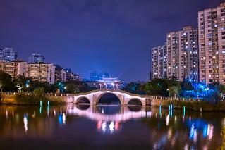 杭州运河怀古 by pangzihu