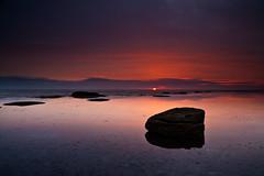 First Sun at Saltwick Bay