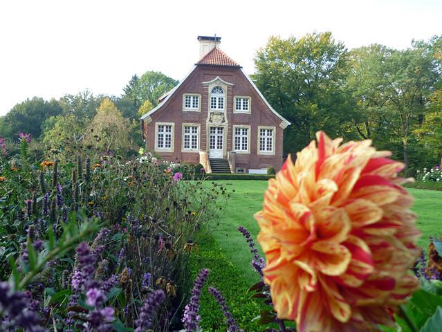 Haus Rüschhaus bei Münster