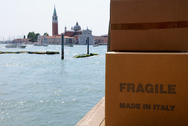 Made in Italy : biglietto di sola andata per l'estero