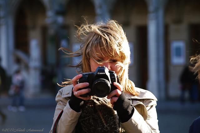 Photographer, camera