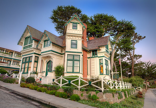 Green Gables Inn Pacific Grove Ca Flickr Photo Sharing