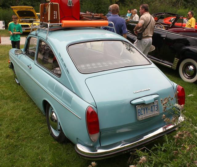 Volkswagen Fastback For Sale: Flickriver: Photoset 'Vandorf Old Car Show 2011' By Carphoto