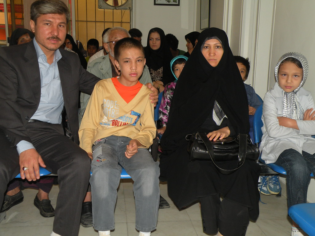 UNHCR News Story: 1 Refugee Without Hope: Sick Afghan girl gets new Finnish start