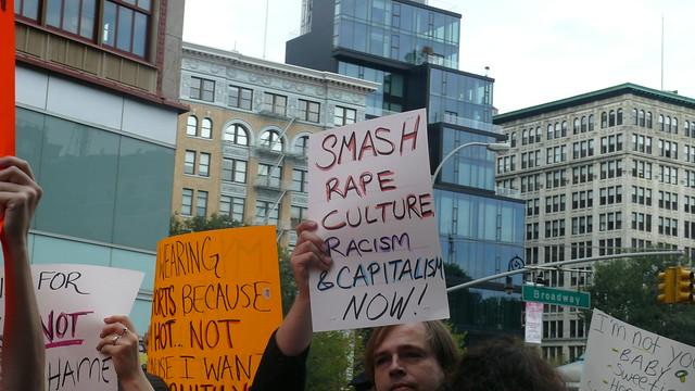 Smash Rape Culture