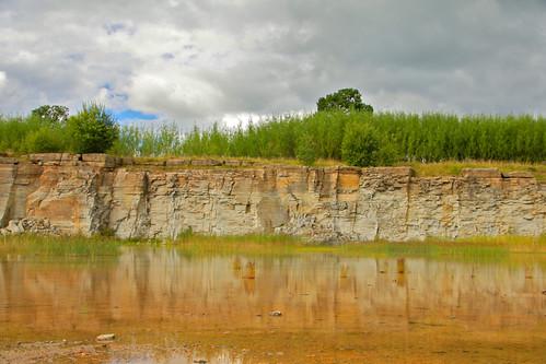 sten kalkbrott naturliv