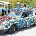 Maker Faire's populare Sushi car
