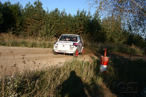 Fiat 126 P - Marcin Wolski / Marek Wolski