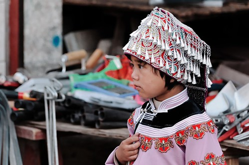Yuanyang-Yunnan-China-Hani people 10
