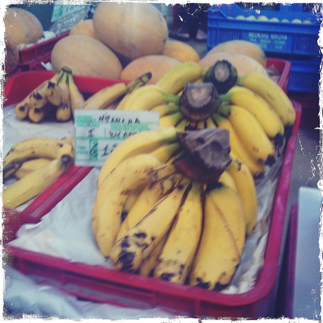 Cyprus bananas