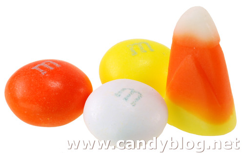 M&Ms White Chocolate Candy Corn