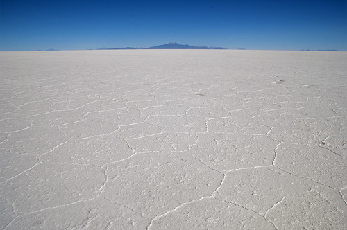 de bolivia provincia paesaggi salar vulcano uyuni potosi tunupa