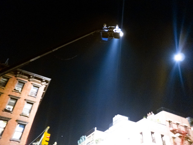 Overhead Crane Lights Led : Overhead crane light flickr photo sharing
