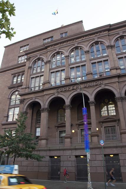0935 - Astor Place & East Village
