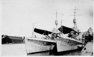 Submarine Chaser, 1922, Santo Domingo, Dominican Republic 25 of 26