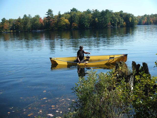 View topic - keels versus no keels | Canadian Canoe Routes