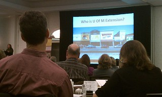 Extension program conference 2011 #UMNExtPC
