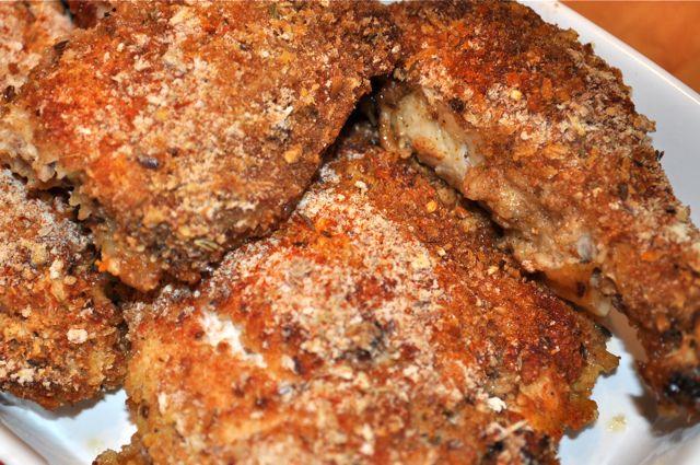 Buttermilk Oven-Fried Chicken | Flickr - Photo Sharing!