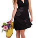Cariloha Women's Chelsi Dress-Black