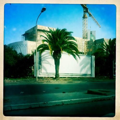 Construction inachevée