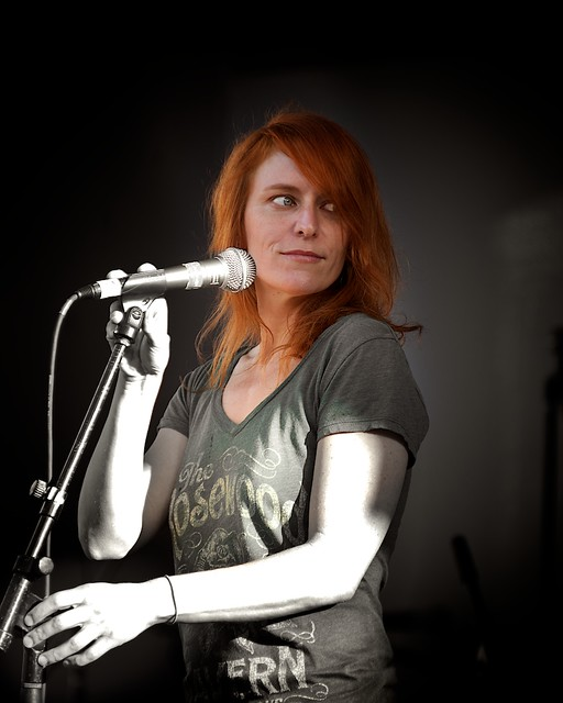 The Red Haired Singer II | Flickr - Photo Sharing!