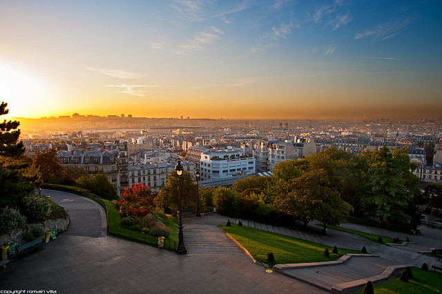 Butte-Montmartre - Paris