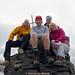 Summit of Becca della Traversiere (autoportrait) by Genyphyr @ Alps Photo