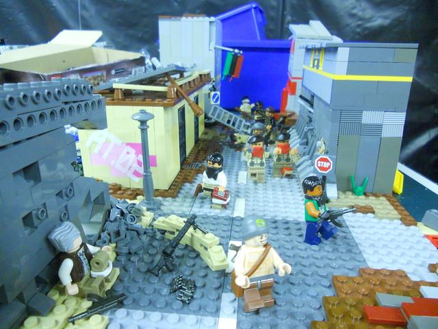 Lego Libya