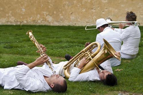 La Fanfare d'Occasion à Blandy-les-Tours